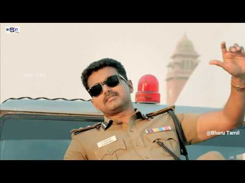 Theri Vijay Mass Scence | Action With BGM