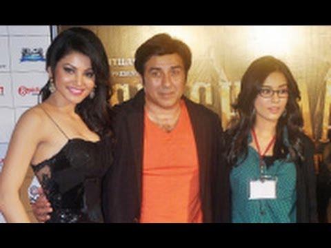 'Singh Saab The Great' Music Launch   Sunny Deol, Amrita Rao, Urvashi Rautela, Anjali Abrol, Prakash