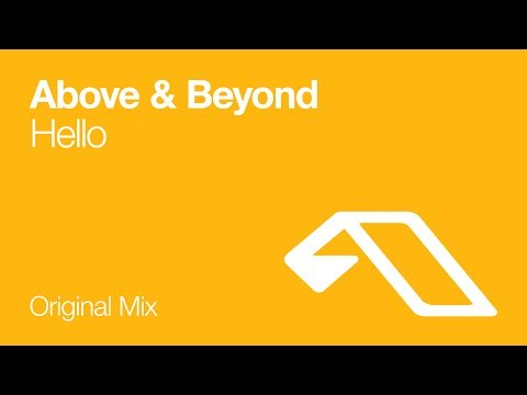 Above - Subscribe: http://bit.ly/AandBSubscribe Beatport: http://bit.ly/bp-Hello iTunes: http://smarturl.it/hello-itunes The 300th Anjunabeats release is the new sin...