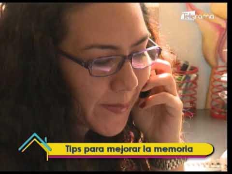 Tips para mejorar la memoria