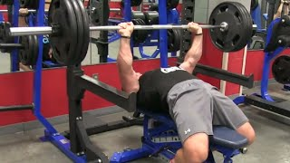 Download Lagu Bench Press - 5 Proven Ways to Blow Up Your MAX & Get More Powerful Mp3