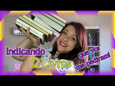 Indicações 3x1 - 12 Livros que vocês me pediram no instagram! #1 | Louca dos livros 2019