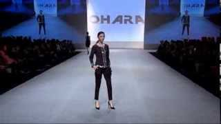 'DREAM. BELIEVE. CREATE. SUCCEED.' By OHARA At Hong Kong Fashion Week 2014