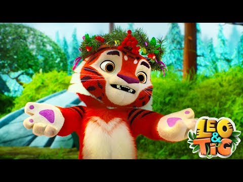 Leo and Tig - Episode 7 - Animated movie for kids - Moolt Kids Toons