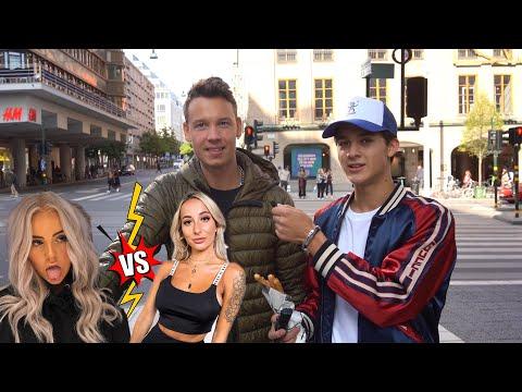 Vad Tycker Folk Om Svenska Youtubers?? - Intervjuer på stan