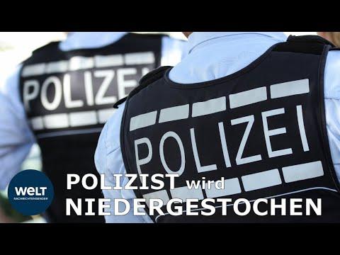 Polizist am Münchner Hauptbahnhof mit Messer schwer v ...