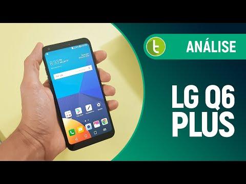 LG Q6 Plus: tendência 'borderless' chega aos dispositivos intermediários  Review do TudoCelular