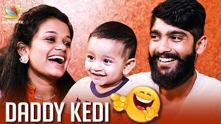 Video கடி மன்னன் Family Interview | Daddy Kedi Kadi Jokes | Saatvik kutta MP3, 3GP, MP4, WEBM, AVI, FLV Oktober 2018
