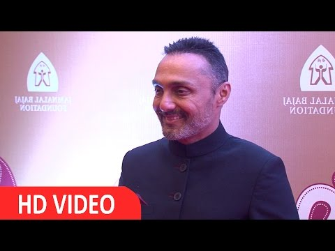 Rahul Bose At Star Studded Red Carpet Of 'The Idea Of India'