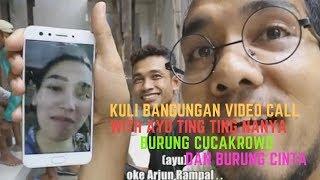 Video KSD #2 PART 1 AMAZING. WOW.. AYU TING TING VIDEO CALL SAMA KULI BANGUNAN MP3, 3GP, MP4, WEBM, AVI, FLV Desember 2018