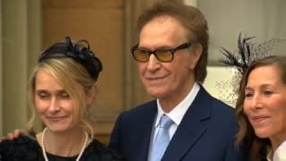 Kinks Frontman <b>Ray Davies</b> Knighted By Prince Charles