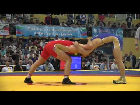 74KG q, Denis Tsargush vs Yakub Shikhghamalov