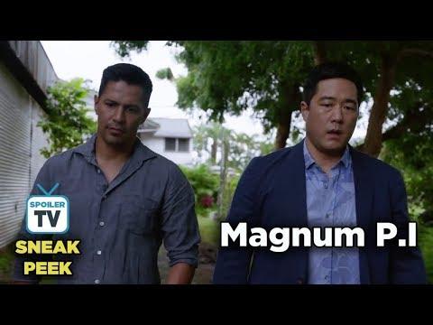 """Magnum P.I. 1x09 Sneak Peek 2 """"The Ties That Bind"""""""