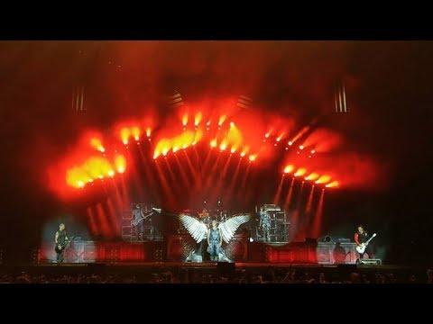 Rammstein - Te Quiero Puta! Live Aus España [Resurrection Fest] 07.07.2017 (Multicam) HD (видео)