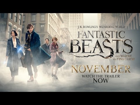 Fantastic Beasts and Where to Find Them - Final Trailer - Official Warner Bros. UK