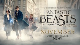 Nonton Fantastic Beasts And Where To Find Them   Final Trailer   Official Warner Bros  Uk Film Subtitle Indonesia Streaming Movie Download