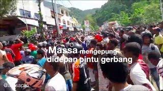Video Aksi massa di depan korem 172/PWY Jayapura part 2 MP3, 3GP, MP4, WEBM, AVI, FLV Desember 2017