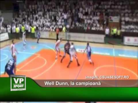 Well Dunn, la campioană