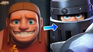 Video The Builder Is The Person Hidden Inside Of The Mega Knight's Armor In Clash Royale [ReTrex] MP3, 3GP, MP4, WEBM, AVI, FLV Agustus 2017