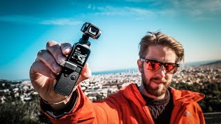 Video DJI OSMO POCKET REVIEW - THE GAME HAS CHANGED MP3, 3GP, MP4, WEBM, AVI, FLV Mei 2019