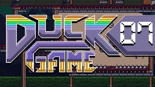 DUCK GAME w/ PokeaimMD, Akamaru, Gator & steve GATOR?? by PokeaimMD