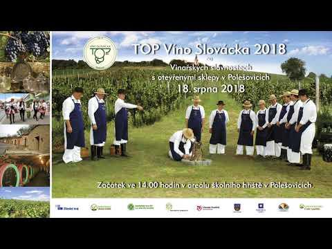 TOP víno Slovácka 2018