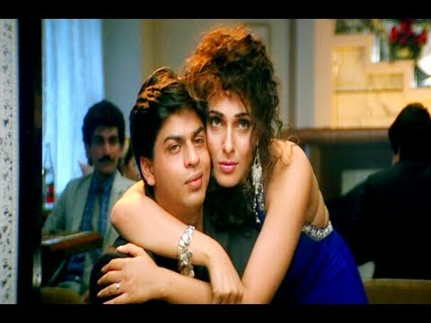 Yeh Lamhe Judaai Ke - Part 4 Of 10 - Shah Rukh Khan - Raveena Tandon - Superhit Bollywood Movies
