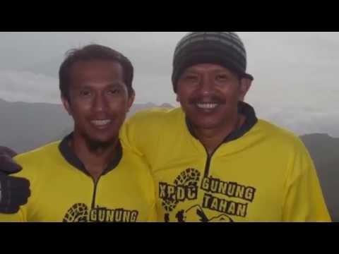Wawancara Khas XPDC Gunung Tahan