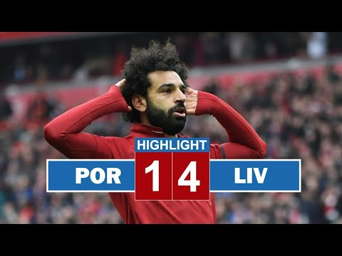 Porto Vs Liverpool 1-4 || Full Highlights And Goles 2019 Resume || HD