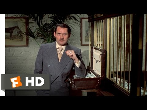The Sting (9/10) Movie CLIP - You're a Gutless Cheat (1973) HD