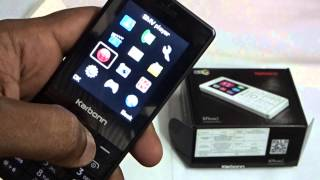 Karbonn K-Phone 2 Mobile Unboxing Video