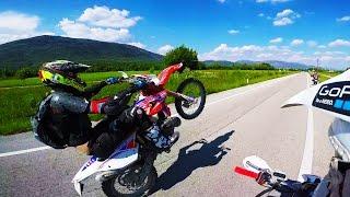 5. Spring Ride With IG Racing [ Enduro & Biker Fest Lignano 2016 ]