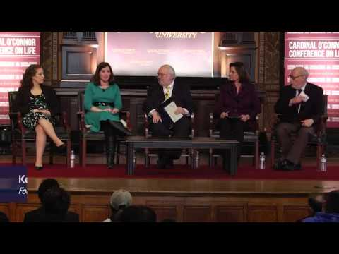 2018 Cardinal O'Connor Conference on Life Panel Discussion