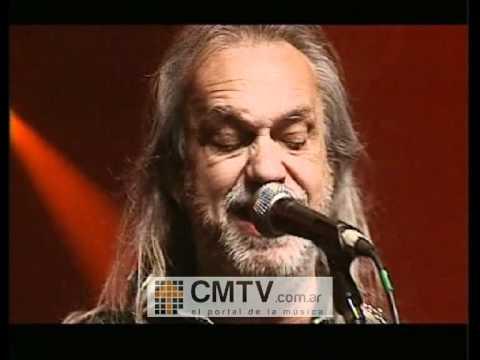 David Lebón video Déjennos vivir - CM Vivo 24/06/2009