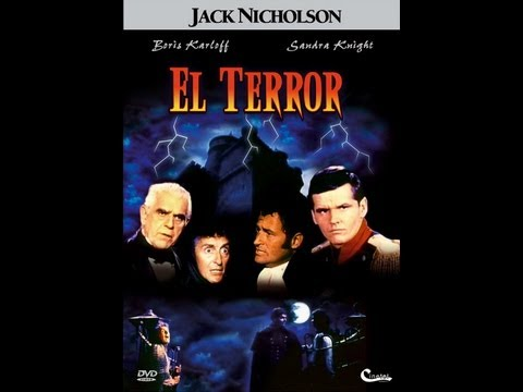EL TERROR (The Terror, 1963, Full Movie, Spanish, Cinetel)