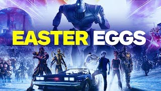 Video Ready Player One: 138 Easter Eggs and References in the Movie MP3, 3GP, MP4, WEBM, AVI, FLV November 2018