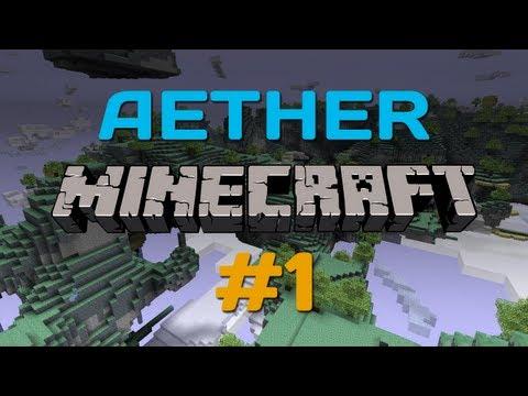 [Minecraft] The Aether (Ep.1) - ขึ้นสวรรค์กัน!
