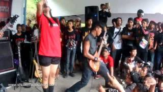 Moses Bandwidth - Maghadir @Rebel Attack Live Show HD Quality