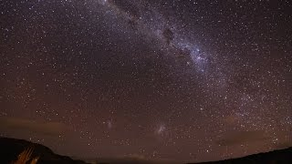Mcgregor South Africa  City pictures : Time-Lapse of the Milky Way - McGregor, South Africa