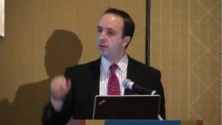 Epidemology: The magnitude of the problem & need for early referral - Stephen Anesi, MD