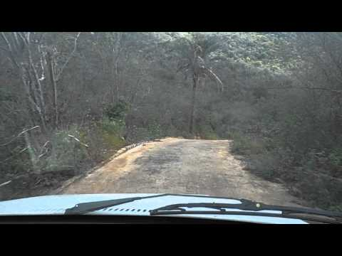 Descida da Ladeira da Serra do Jacaré - Carnaubeira da Penha/PE