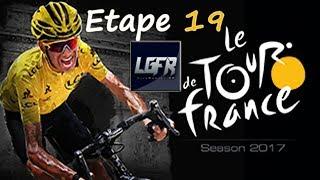 """Dix-neuvième Étape du Tour de France saison 2017 sur PS4 (PlayStation 4) et XBOX ONE  avec l'AG2R La Mondiale par Cyanide / Focus et LiveGaming FR en français▬▬▬▬▬▬▬▬▬▬▬▬▬▬▬JEUX PAS CHÈR SUR MMOGA: https://mmo.ga/FiG9POUR NE PLUS RIEN LOUPER:••► Page Facebook: https://www.facebook.com/LiveGamingFR••► Twitch.tv: http://fr.twitch.tv/livegaming_fr••► Mon Twitter: https://twitter.com/LiveGamingFR••► Chaîne YouTube: http://www.youtube.com/user/FCSGam3rzqwe582••►Soutenir le Stream et passer un Message: https://www.tipeeestream.com/livegaming%20fr/donation▬▬▬▬▬▬▬▬▬▬▬▬▬▬▬▬▬▬▬▬▬▬▬▬▬▬▬▬▬▬▬▬▬▬Et n'oublie pas de mettre un """"j'aime"""", de laisser un Commentaire, de partager la Vidéo et de t'abonner, si la Vidéo ta plu. Merci et bon visionage!Cordialement LiveGaming FR"""