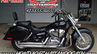 3. Used 2007 Honda Shadow Aero 750 For Sale - Chattanooga TN.GA.AL Pre Owned Motorcycles