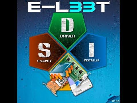 Installer et mettre à jours vos driver/pilotes avec Snappy Driver SDI/tools
