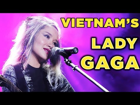 Vietnam』s Lady Gaga   China Uncensored