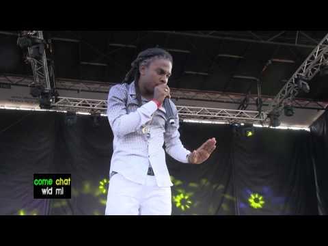 Jahmiel - Great Man (Irie Jam Festival 2016)