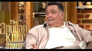 Video Rishi Kapoor - The Anupam Kher Show - Season 2 - 25th October 2015 MP3, 3GP, MP4, WEBM, AVI, FLV Agustus 2018