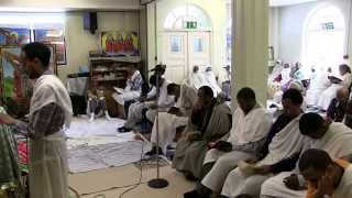 Holy Thursday At Debre Sahl St Michael Eritrean Orthodox Tewahedo Church 6