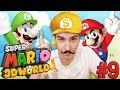 Super Mario 3D World [#9] - RAGE QUIT!