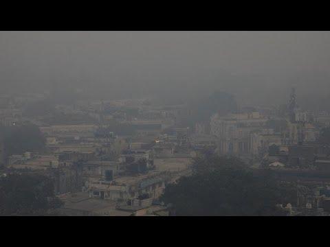 Ινδία: Σε επίπεδα ρεκόρ η ατμοσφαιρική ρύπανση